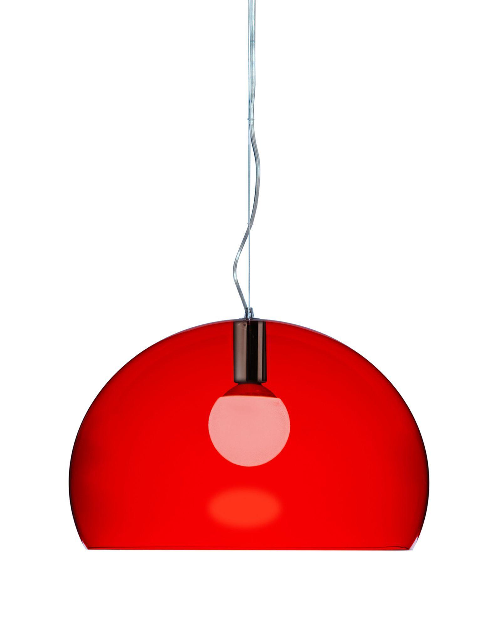 Kartell 1-Light Inverted Pendant