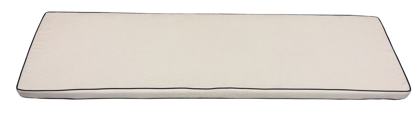 Indoor/Outdoor Bench Cushion Size: 71