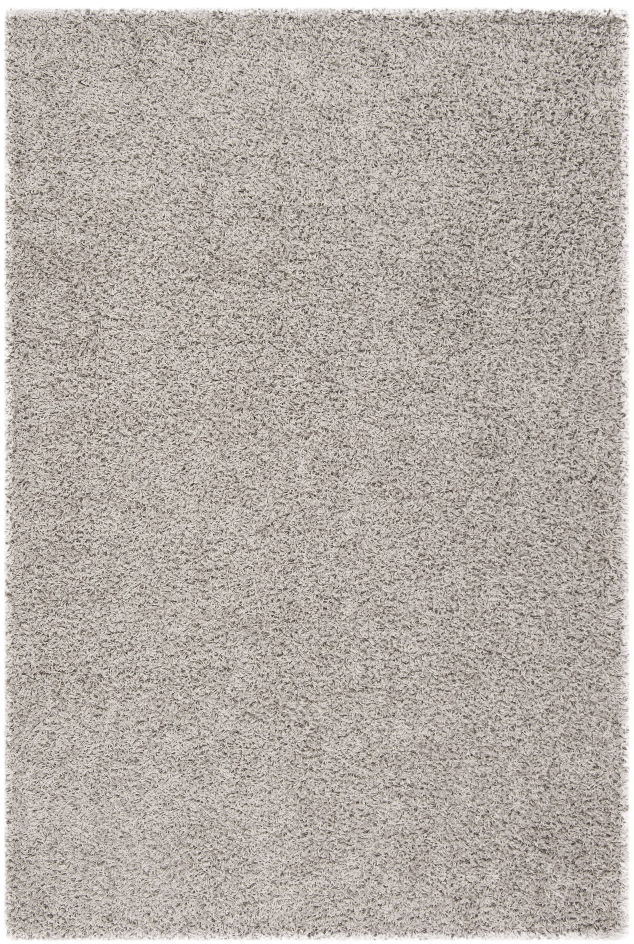 Fornax Shag Silver Area Rug Rug Size: Rectangle 9' x 12'