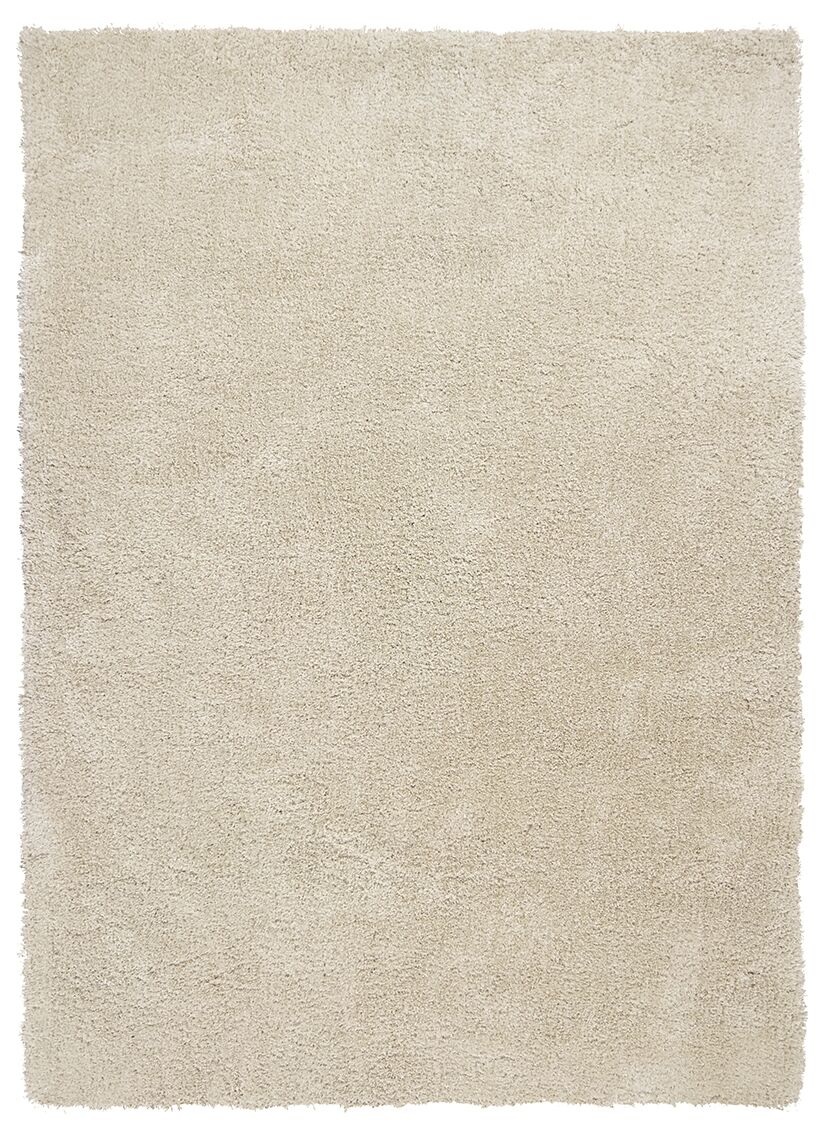 Montemayor Ecru Ivory Area Rug Rug Size: Rectangle 5' x 7'