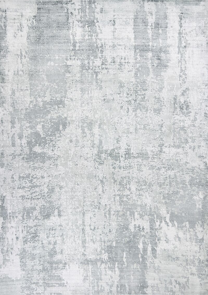 Sylvia Hand-Woven Gray Area Rug Rug Size: Rectangle 9' x 13'