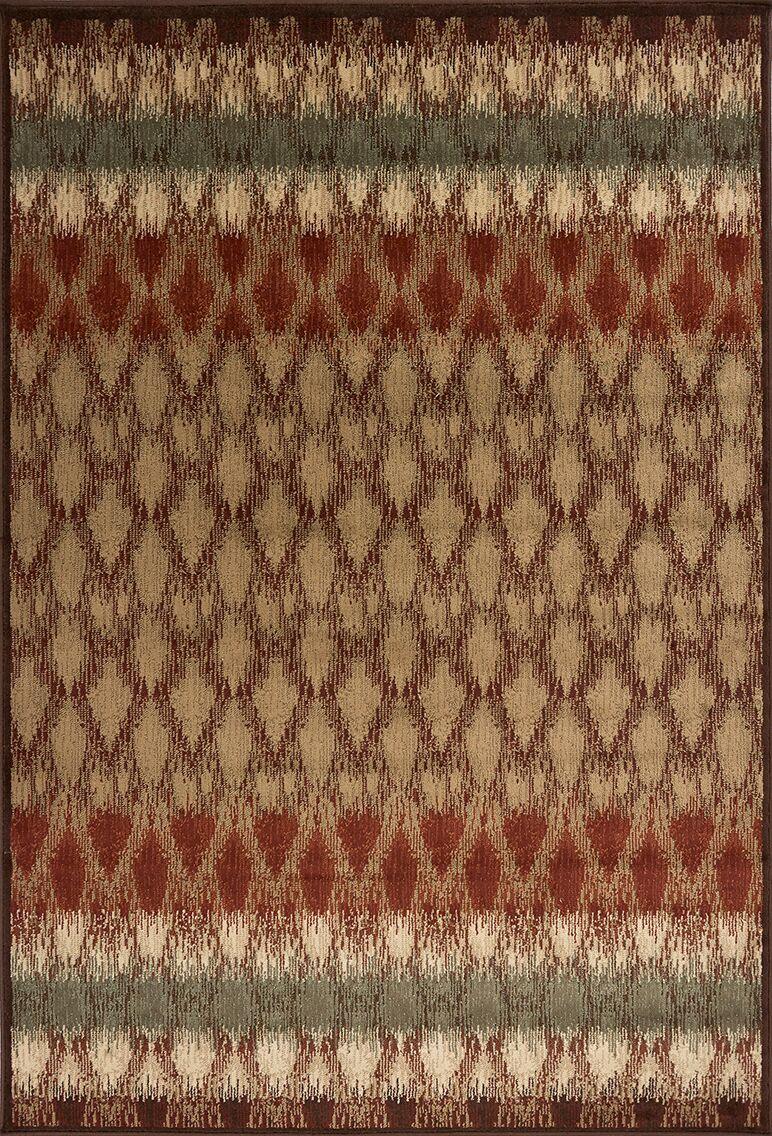 Binette Sand Area Rug Rug Size: Rectangle 5'3