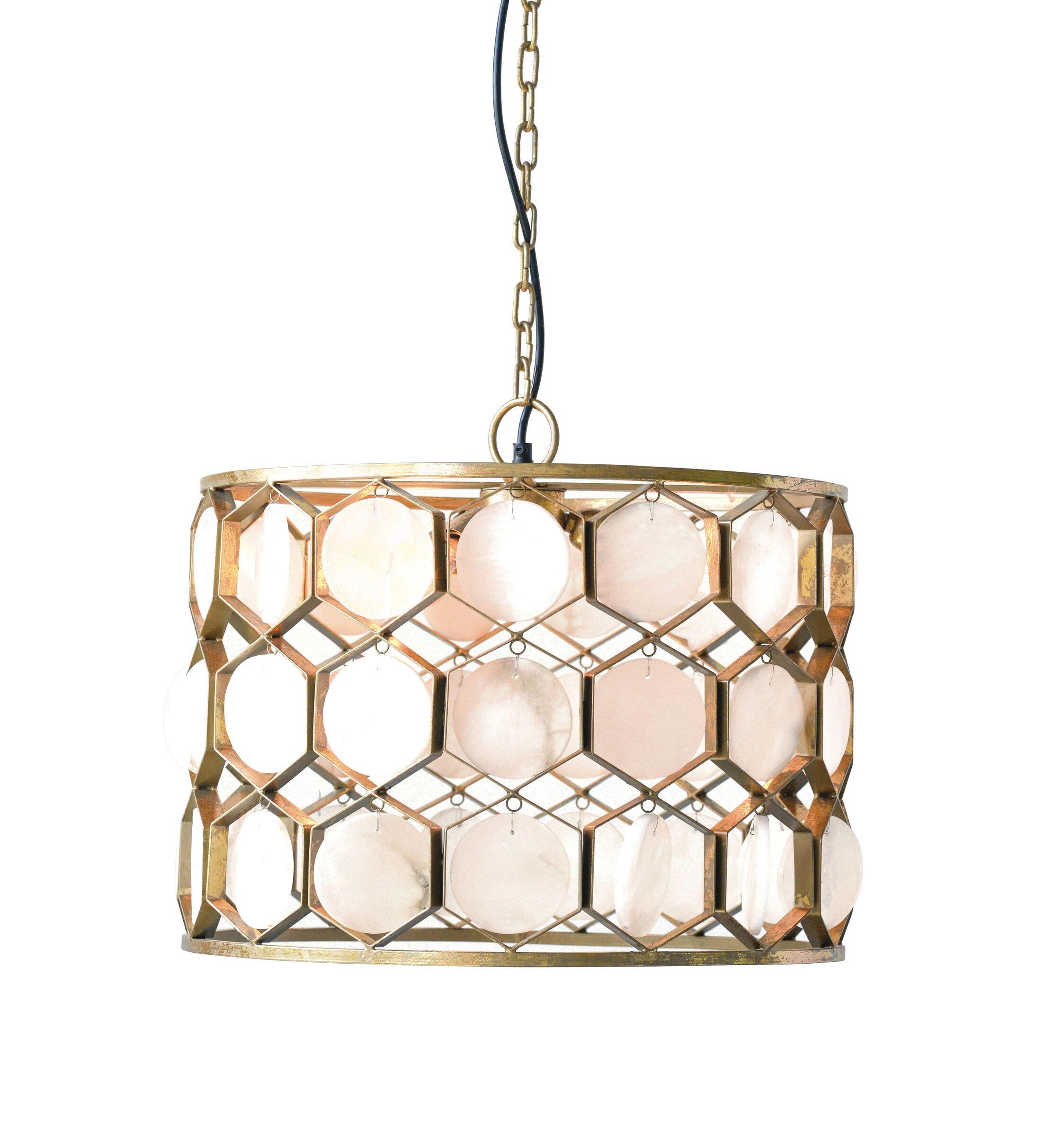 Krohn 3-Light Pendant
