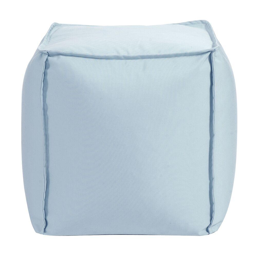 Montano Pouf Upholstery: Breeze