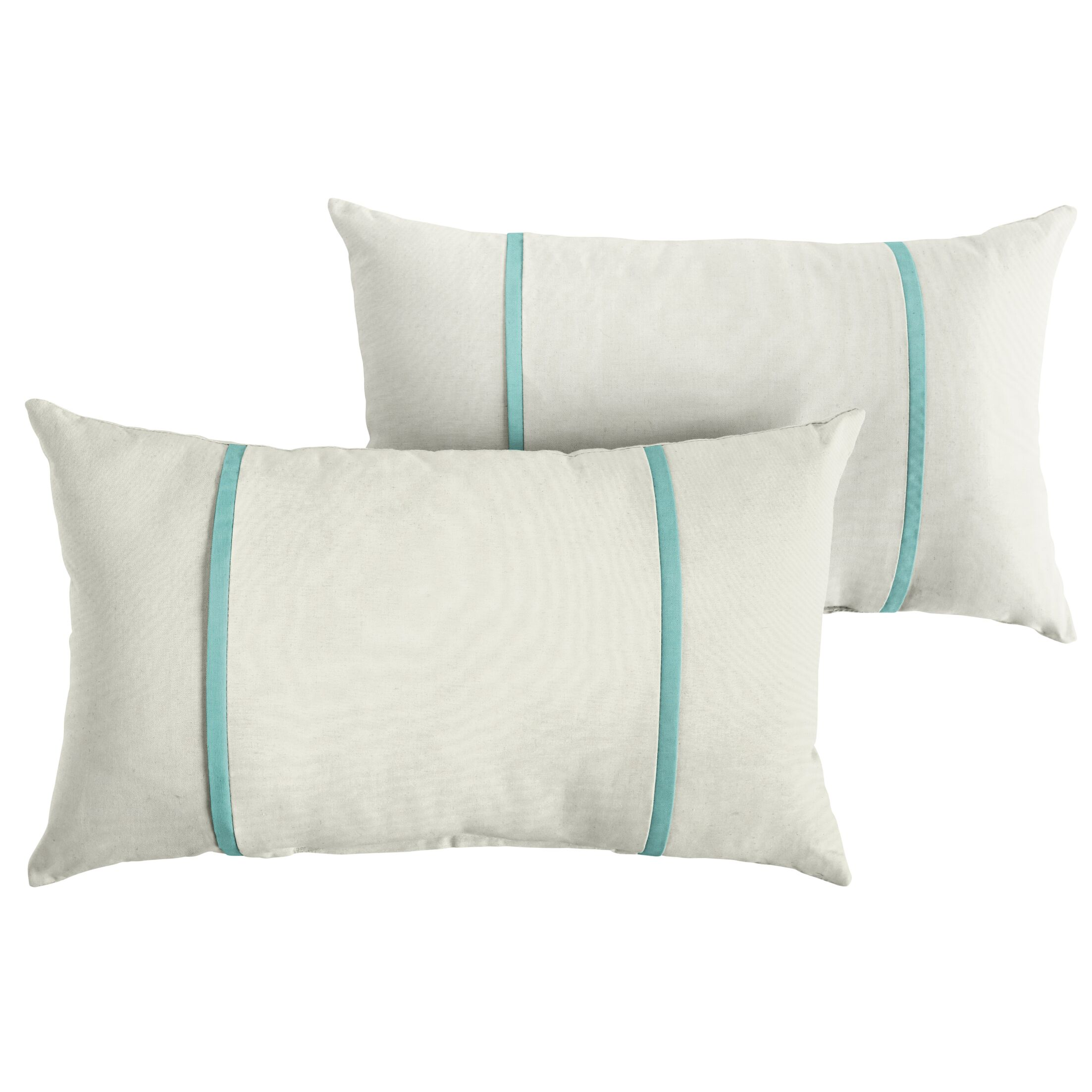 Cifuentes Indoor/Outdoor Sunbrella Lumbar Pillow