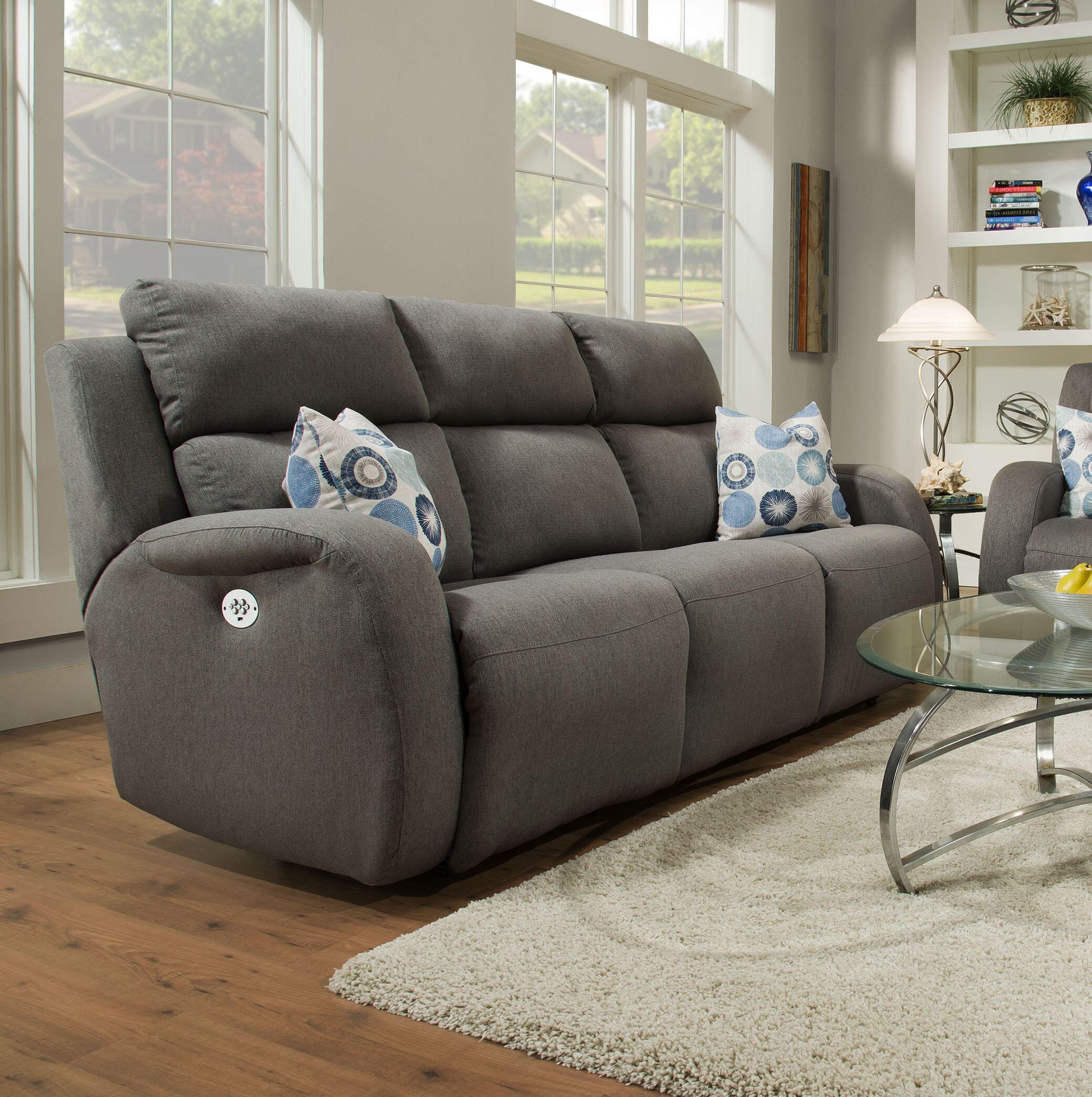 Grand Slam Reclining Sofa Reclining Type: Manual