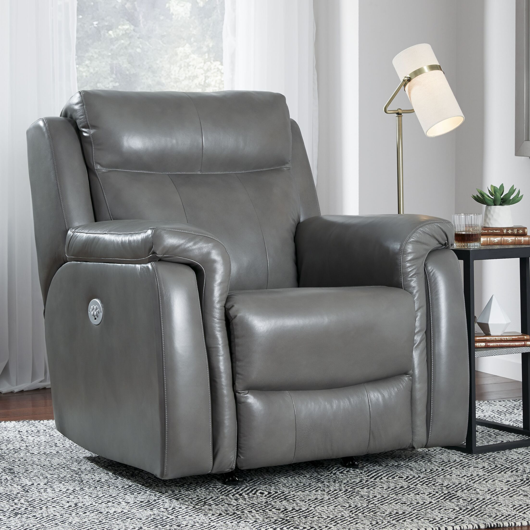Uptown Rocker Recliner Reclining Type: Power Headrest/iRecline