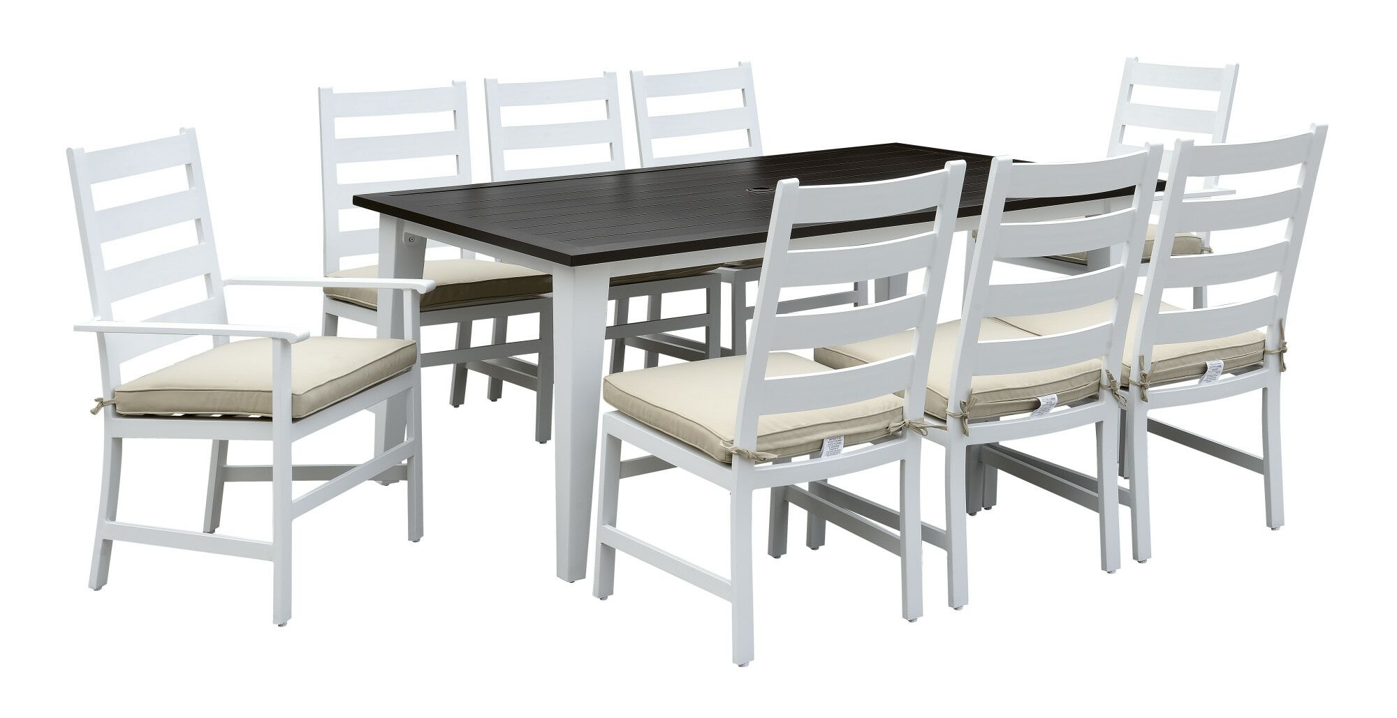Halverson 9 Piece Dining Set