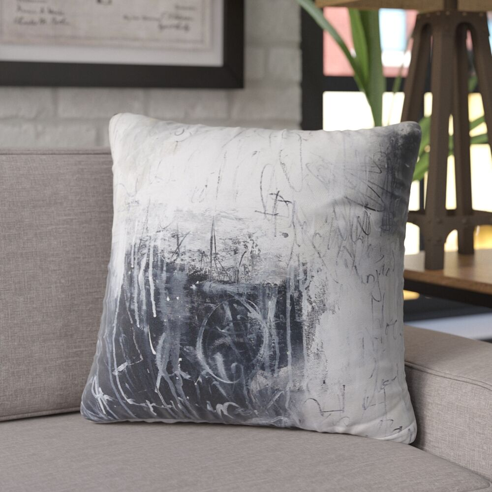 Greta Set One Indoor/Outdoor Throw Pillow Size: 26