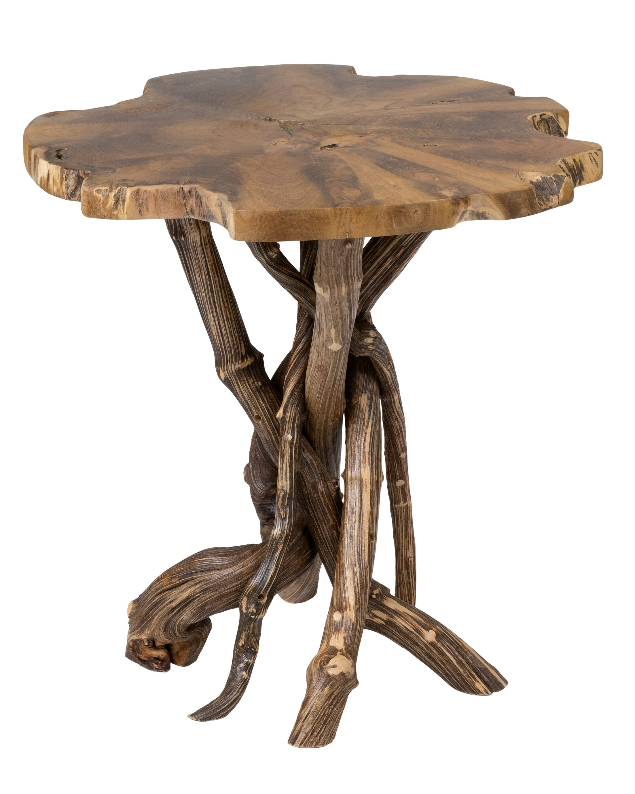 Lohr End Table Color: Brown