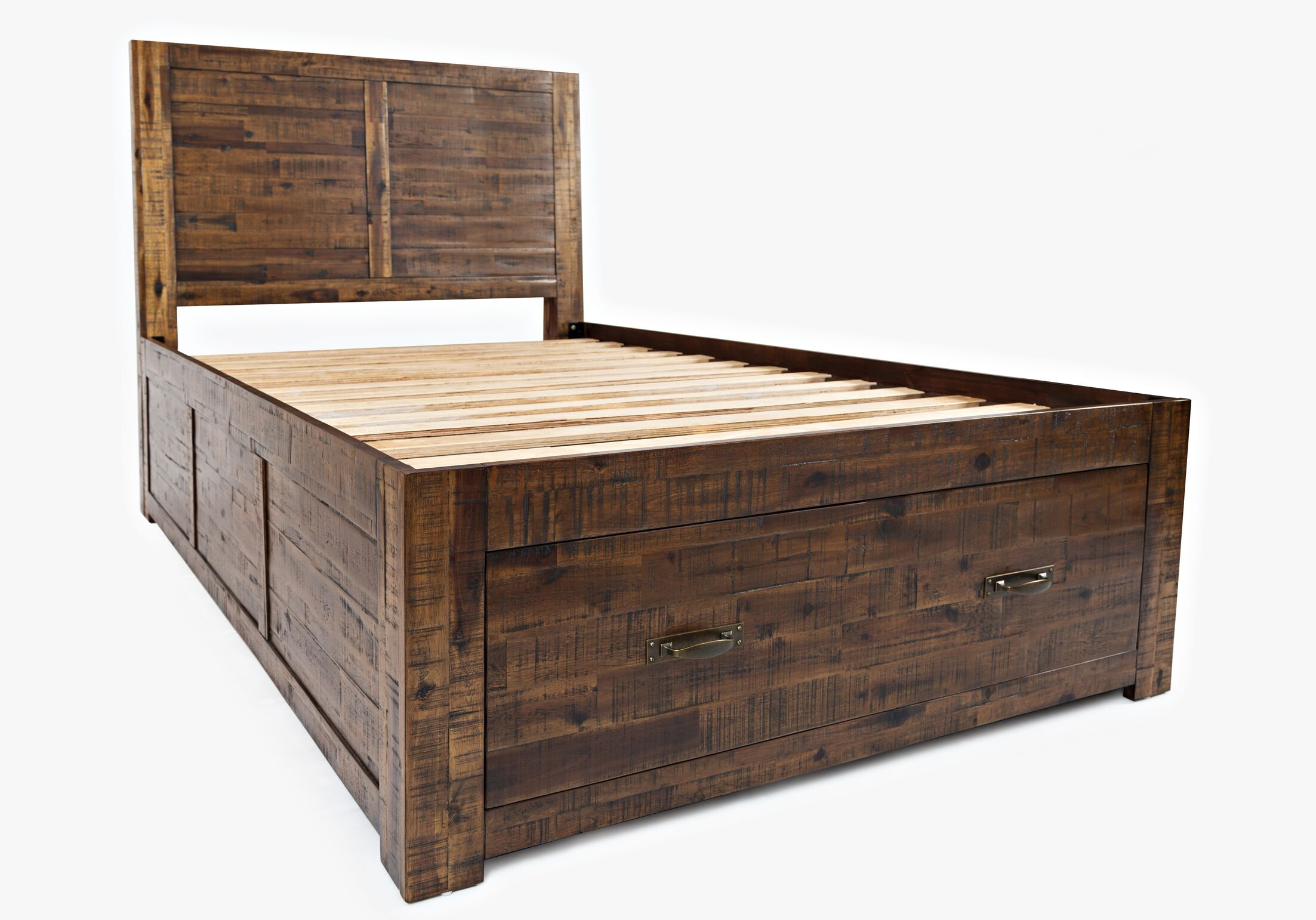 Reddin Storage Panel Bed Size: Full