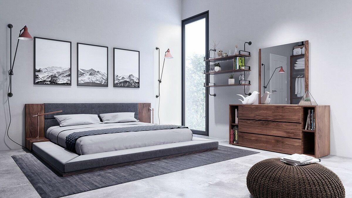 Sackler Platform 3 Piece Bedroom Set Bed Size: Queen