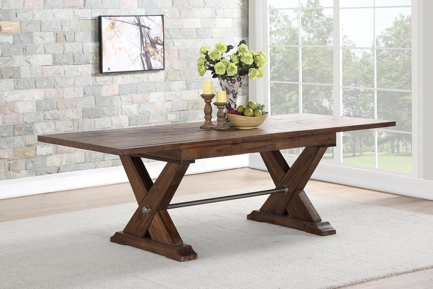 Weesner Butterfly Leaf Dining Table