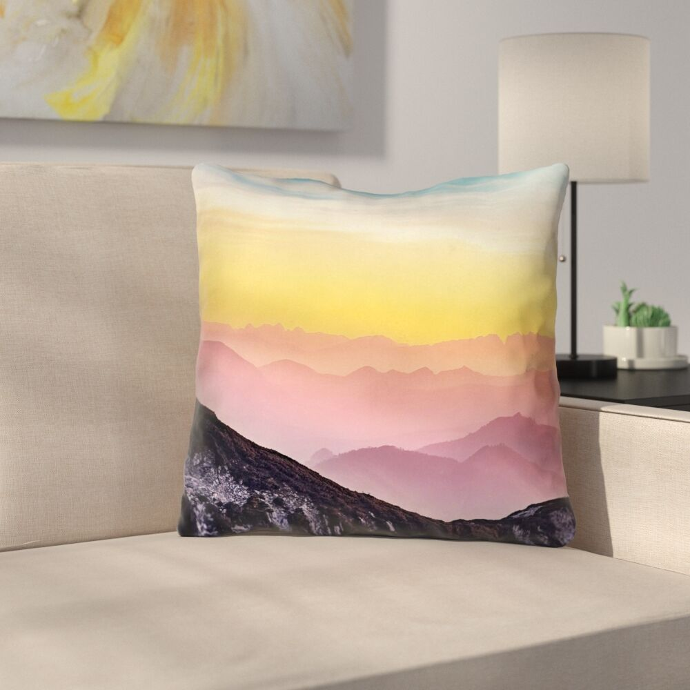 Thang  Pillow Cover Size: 26