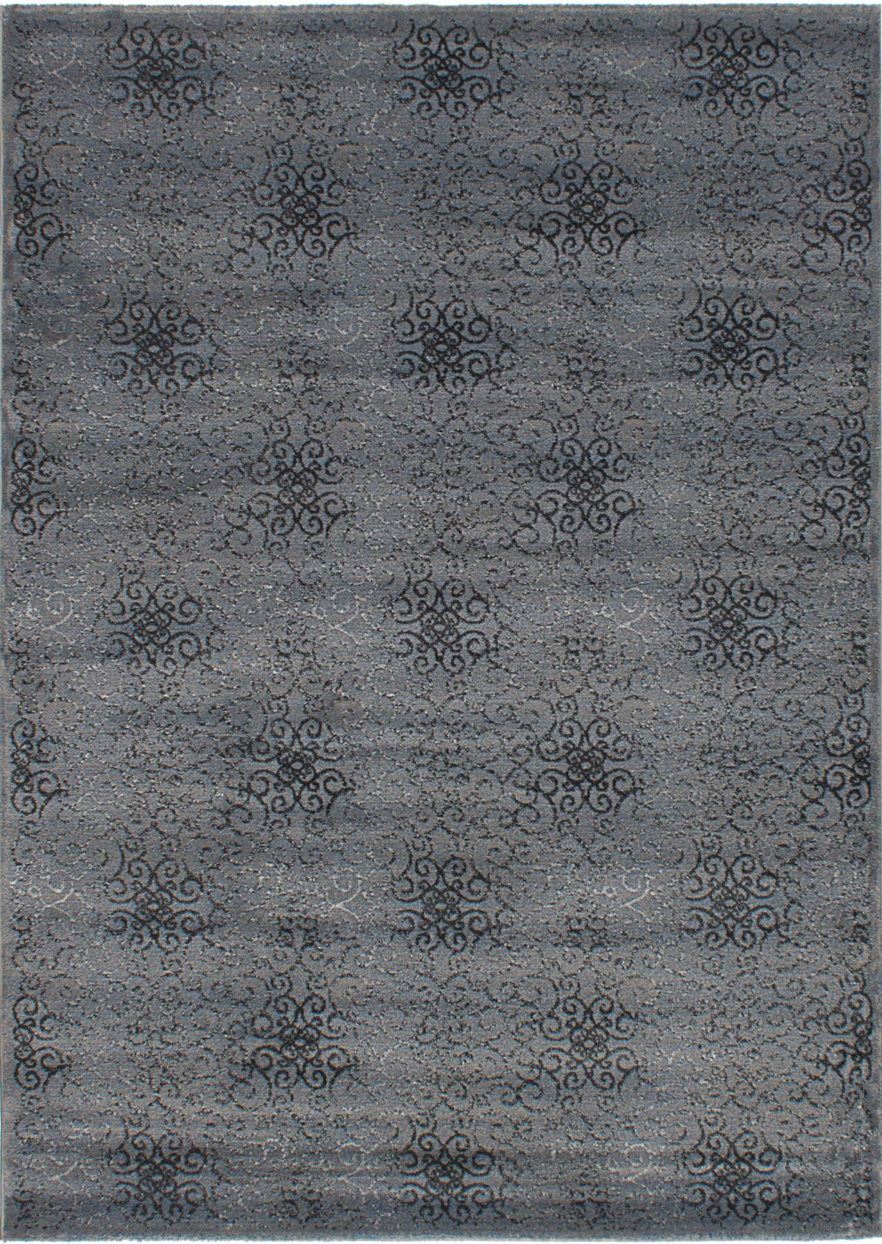 Mccreary Gray Area Rug