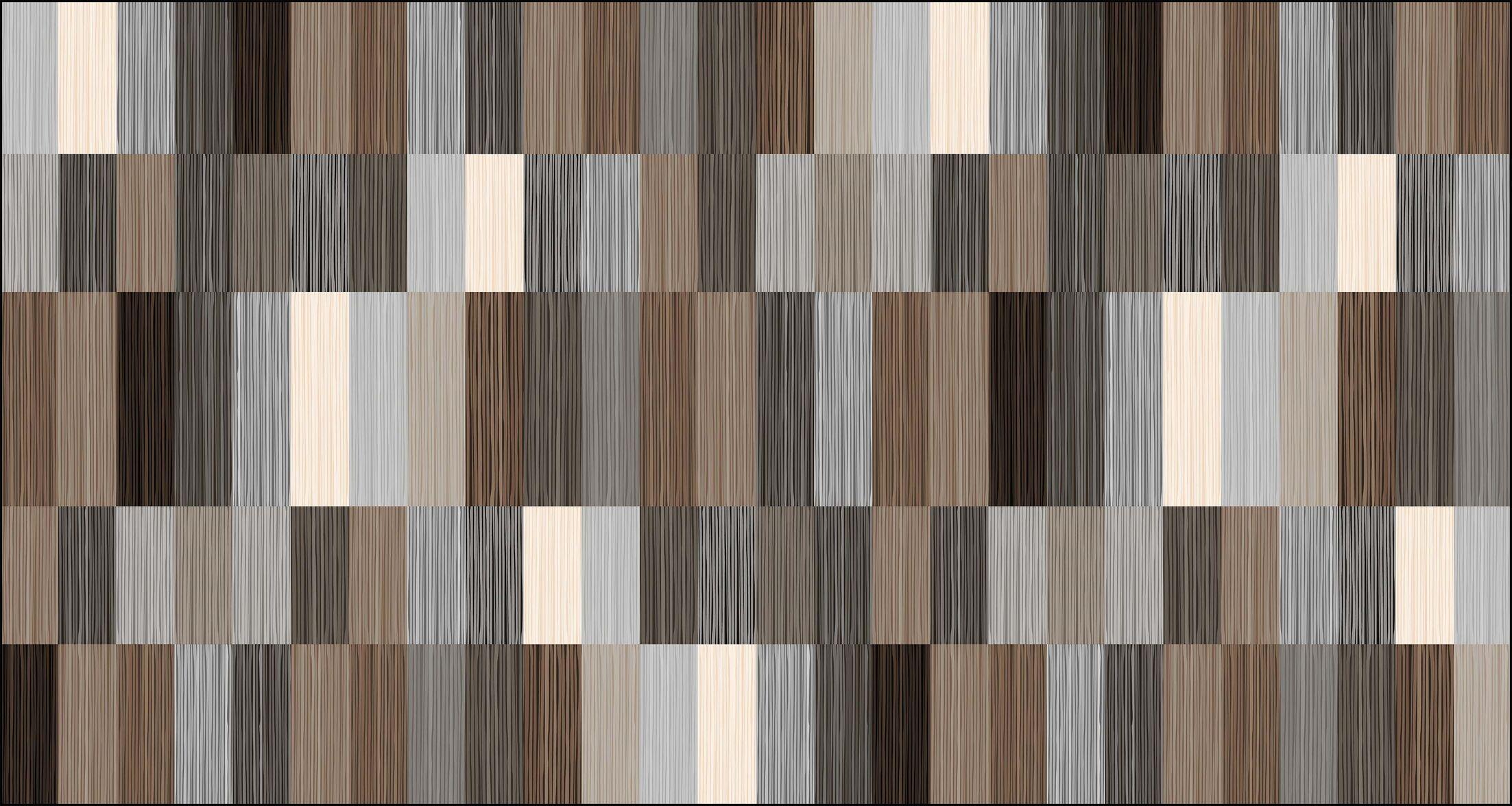 Forestville Brown/Gray Indoor/Outdoor Area Rug Size: Rectangle 5'3