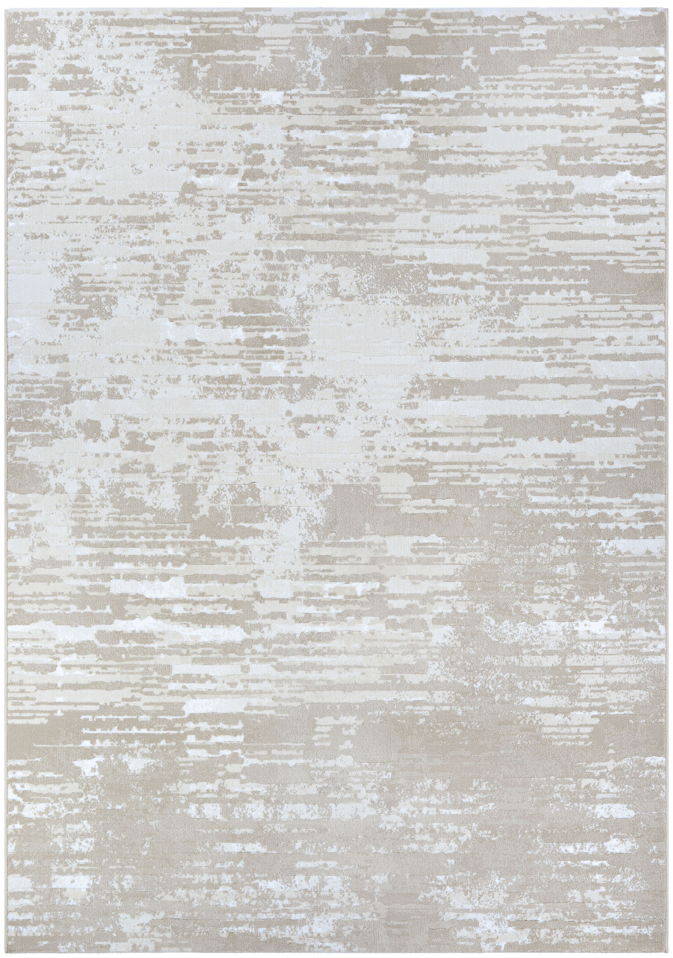 Driggers Champagne Area Rug Rug Size: Rectangle 3'11