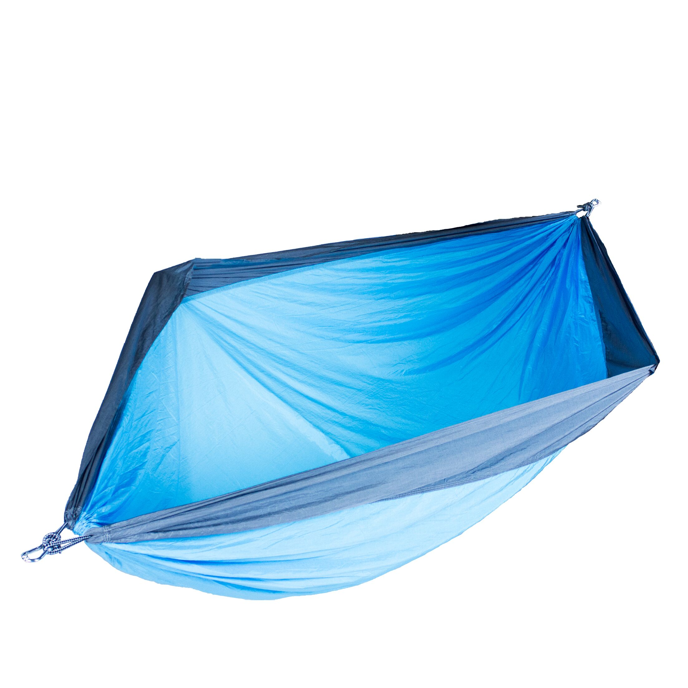 Giovanna Double Camping Hammock Color: Blue
