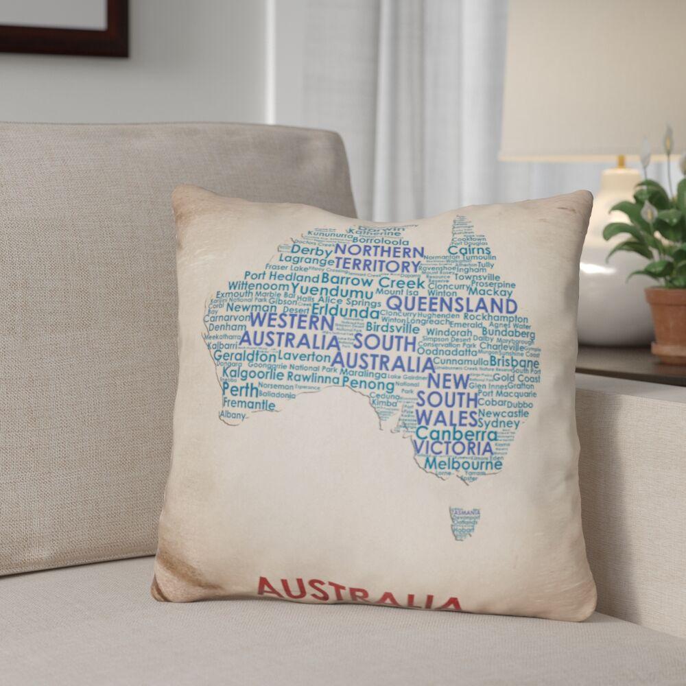 Accent Pillows Gerrity Australia Throw