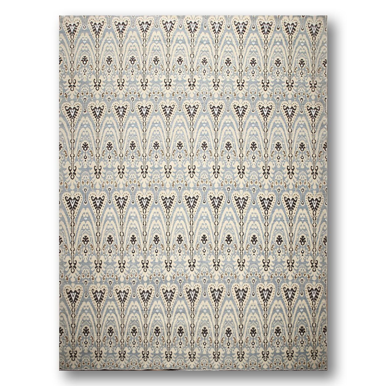 One-of-a-Kind Hadlow Hand-Knotted Wool Beige/Gray Area Rug