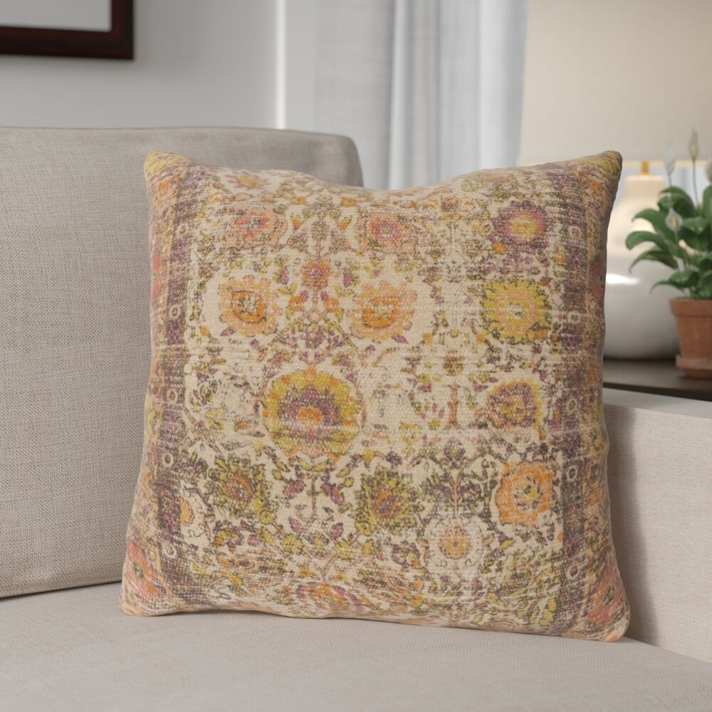 Arch Hill Throw Pillow Size: 30