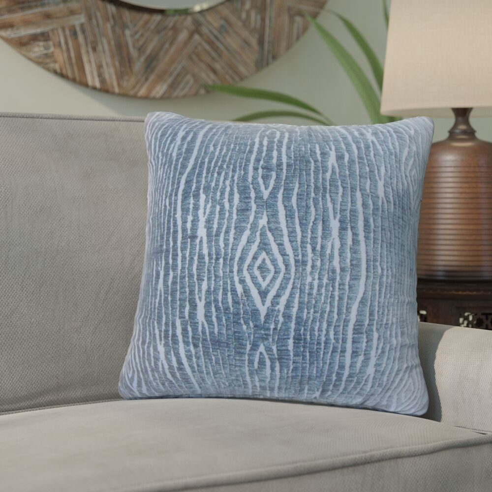 Cotulla Solid Down Filled Throw Pillow Size: 20