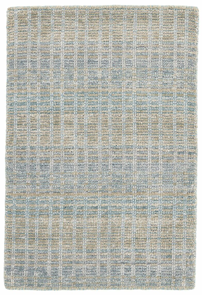 Geneva Hand-Woven Gray Area Rug Rug Size: Rectangle 10' x 14'