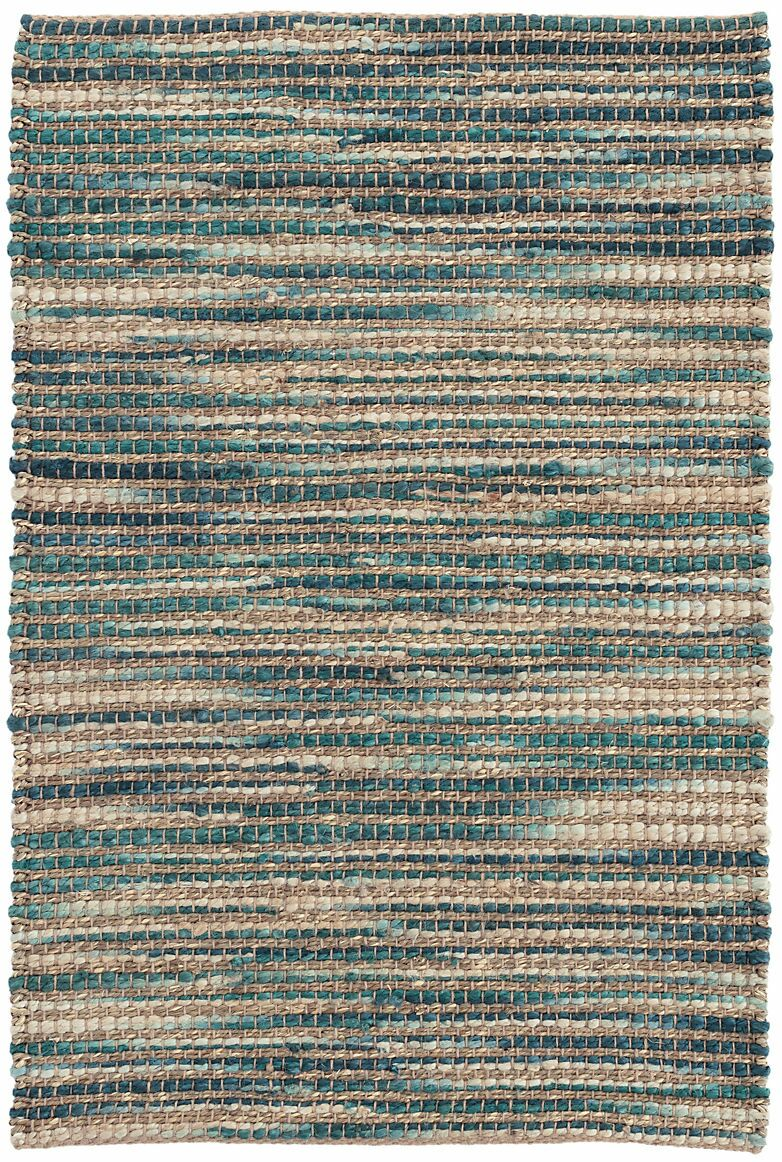 Tenali Emerald Hand-Woven Green Area Rug Rug Size: Rectangle 3' x 5'