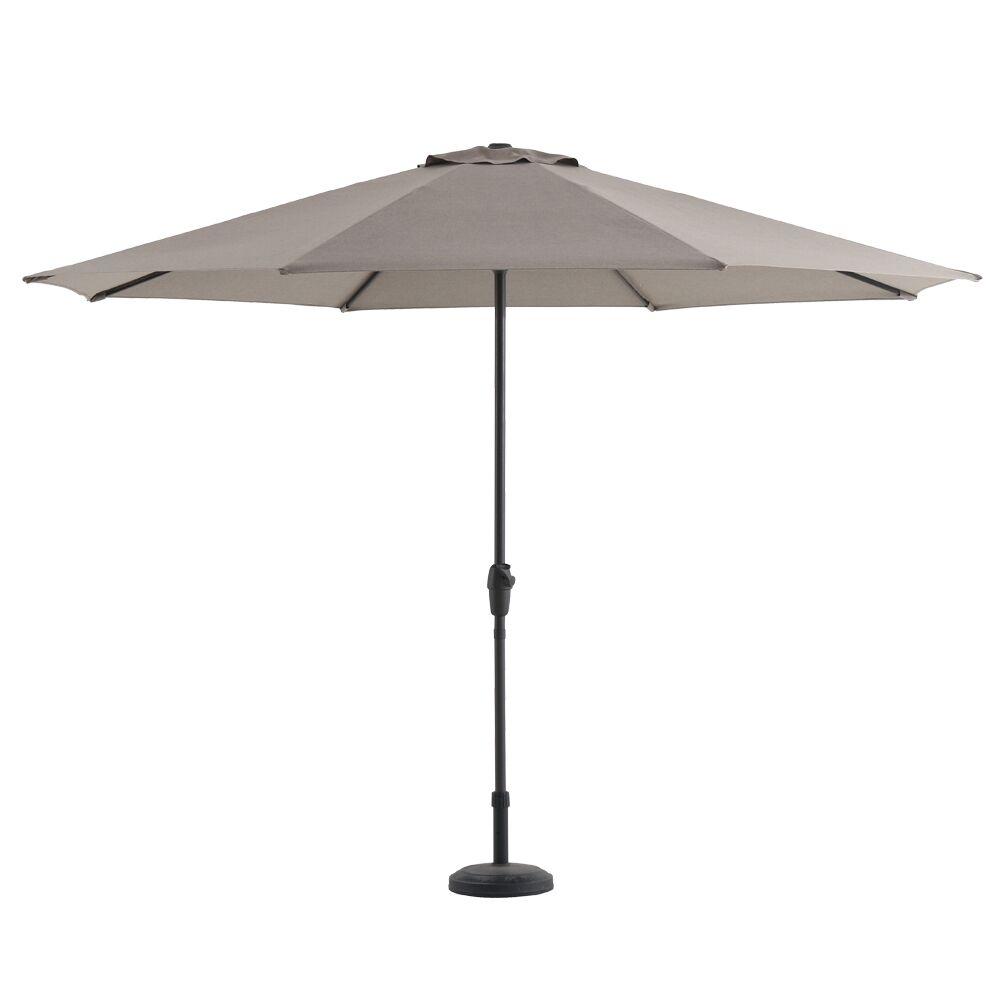 Wonderly 11' Market Umbrella Fabric Color: Tan