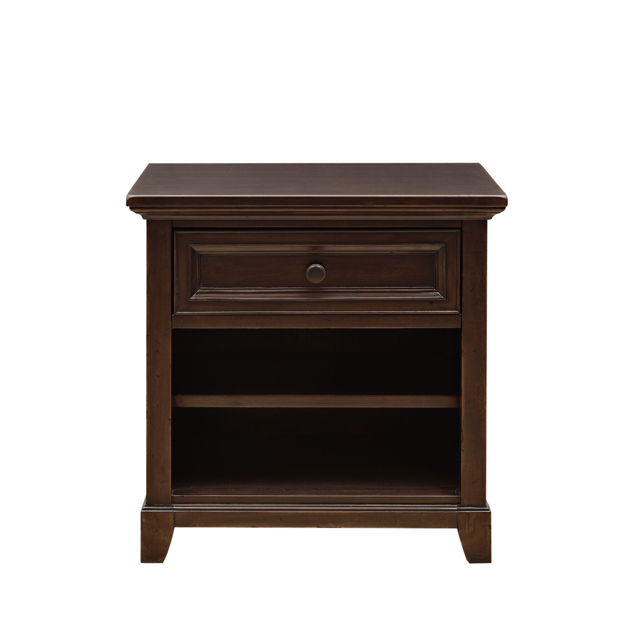 Montclair End Table with Storage