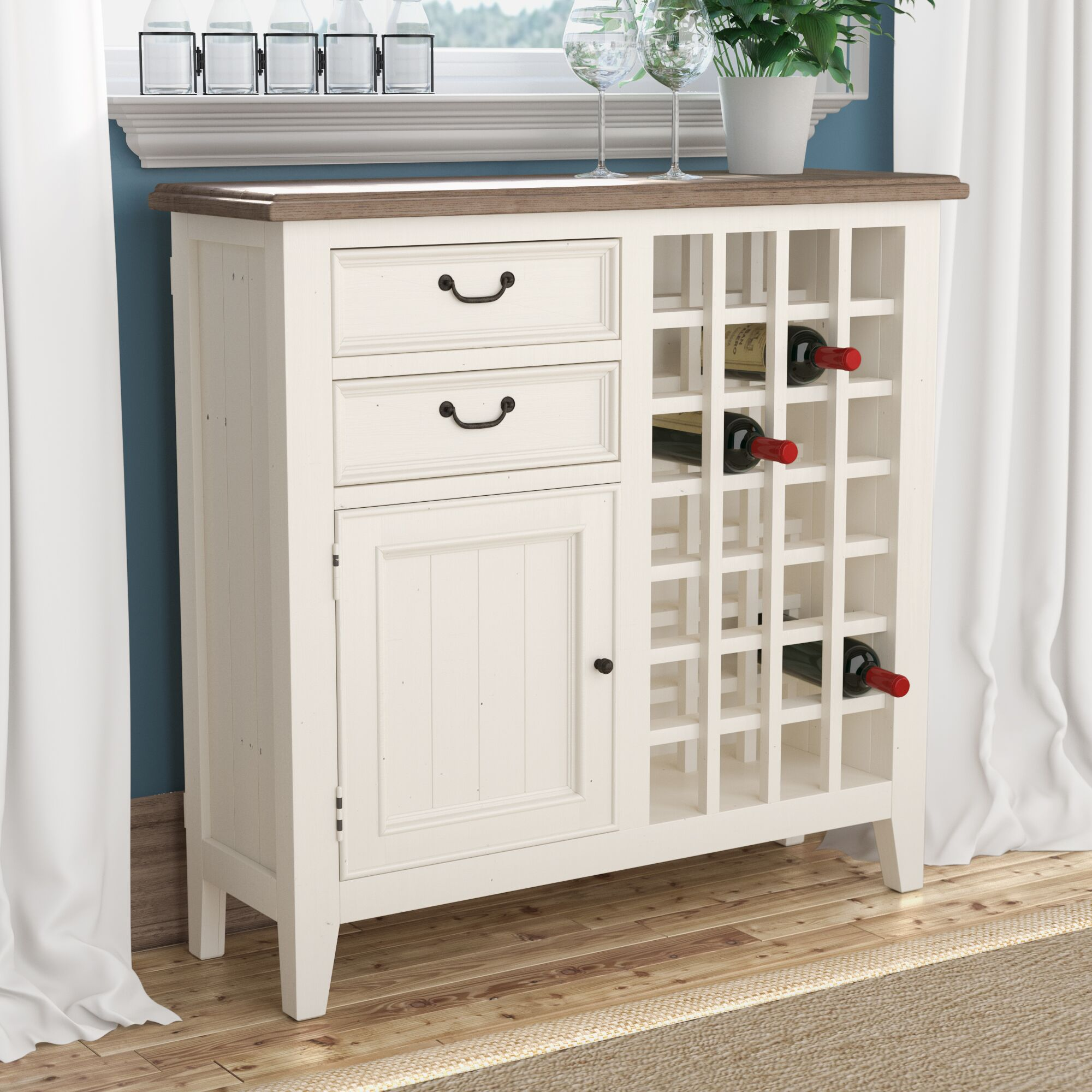 Lightfoot Wine Cabinet
