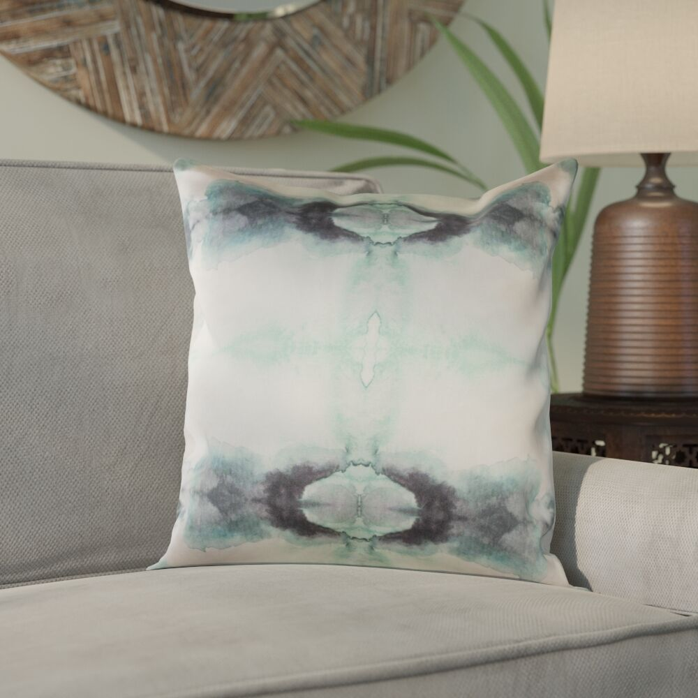 Antram Silk Pillow Cover Size: 18