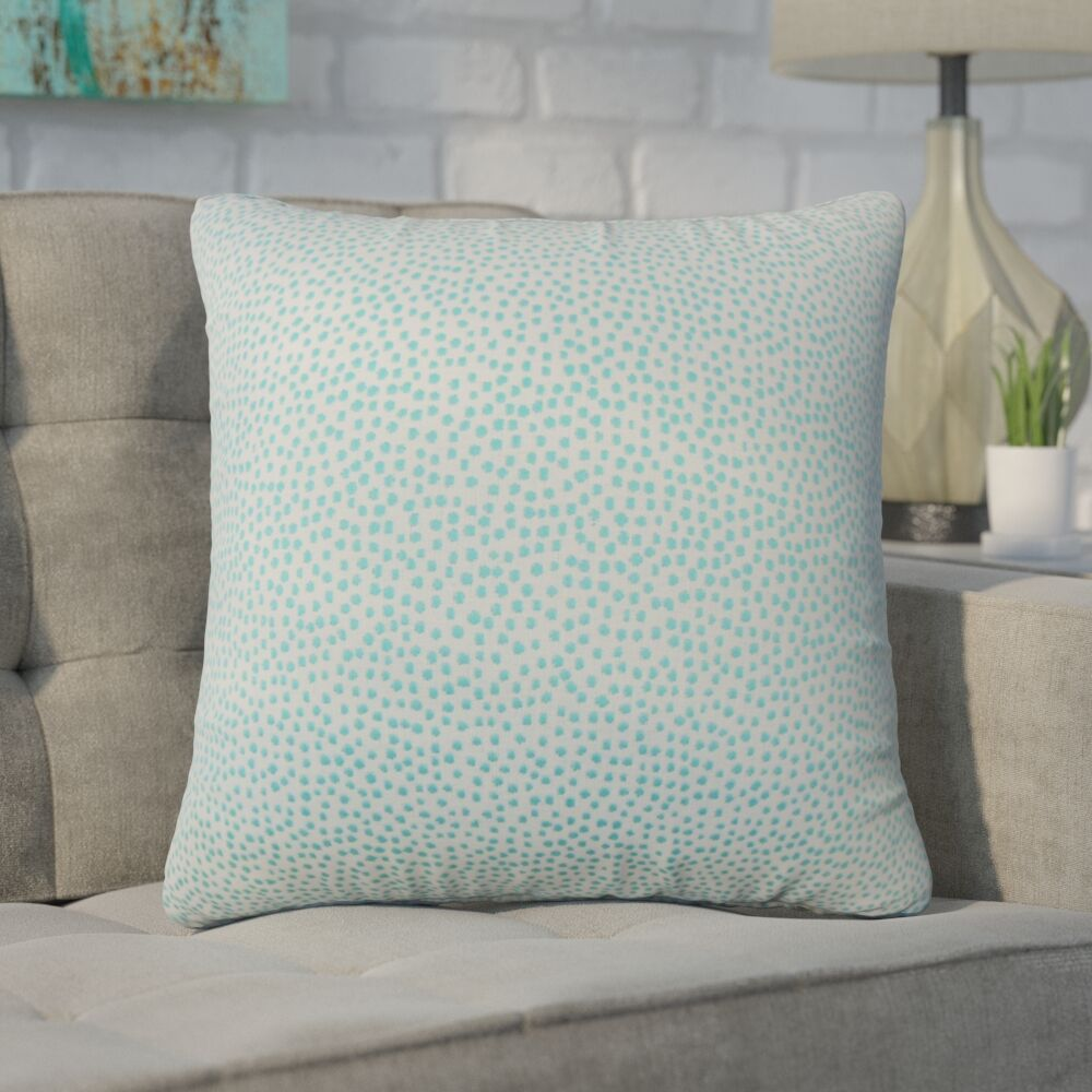 Wilbanks Down Filled Throw Pillow Size: 22