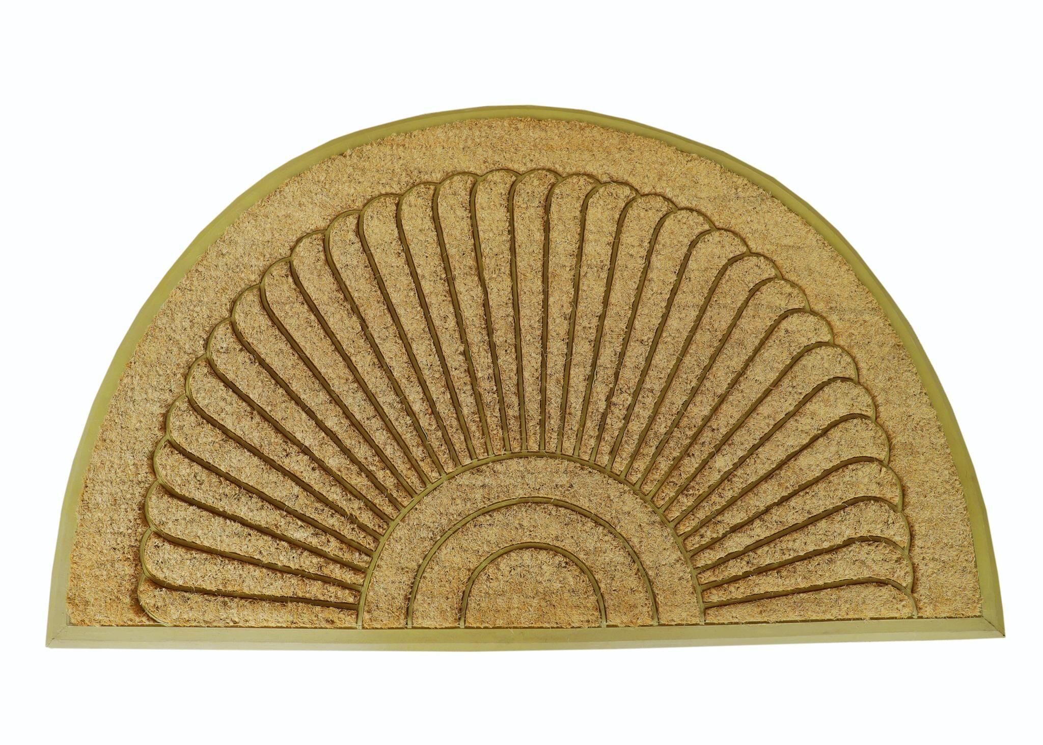 Kissena Rubber Based Doormat