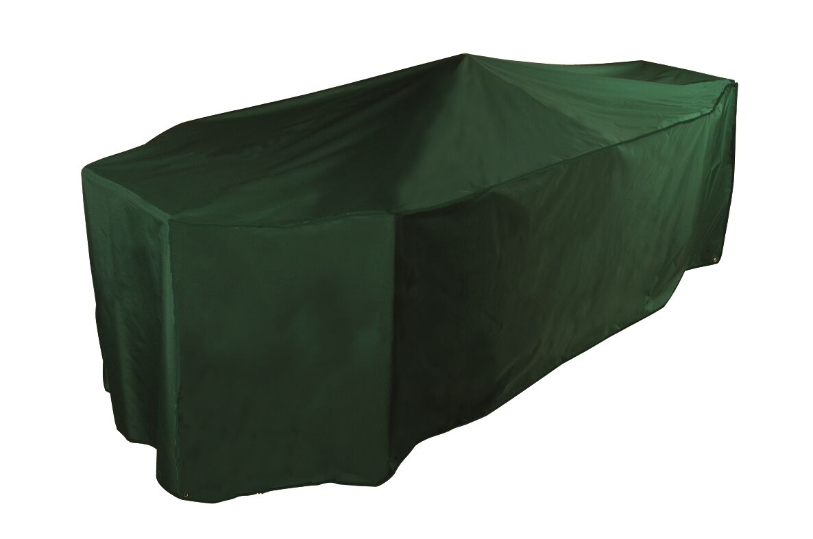 10-Seater Rectangular Water Resistant Patio Dining Set Cover