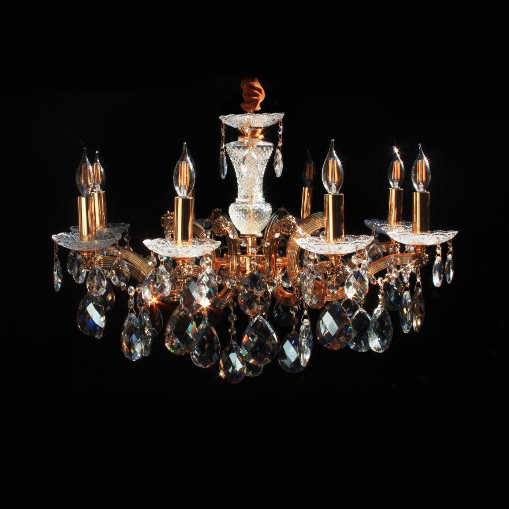 Roeder 8-Light Chandelier