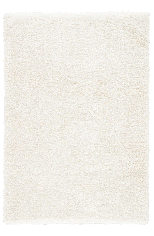 Medlock White Alyssum Area Rug Rug Size: Rectangle 8' x 10'