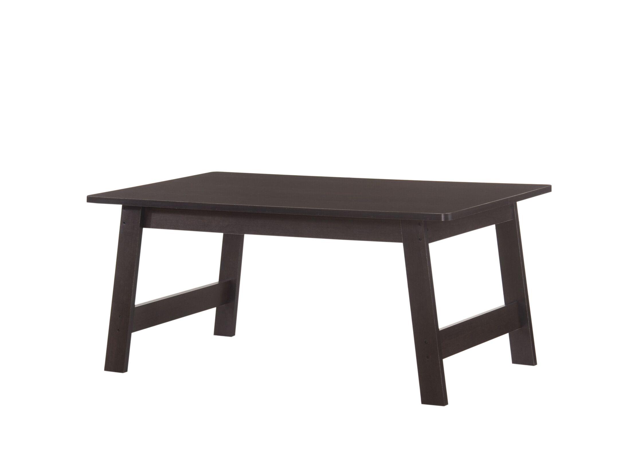 Halethorpe 3 Piece Coffee Table Set Color: Dark Taupe