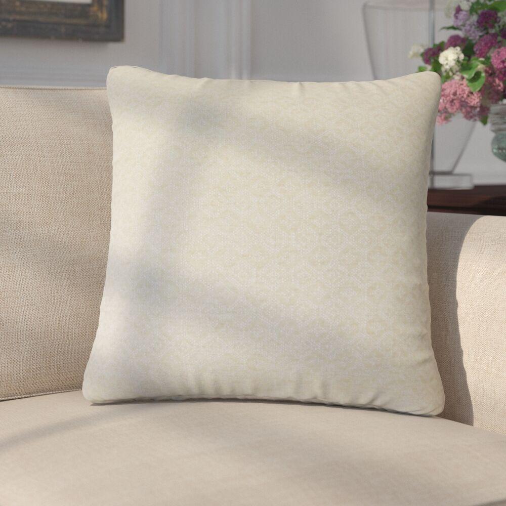Sanna Geometric Throw Pillow