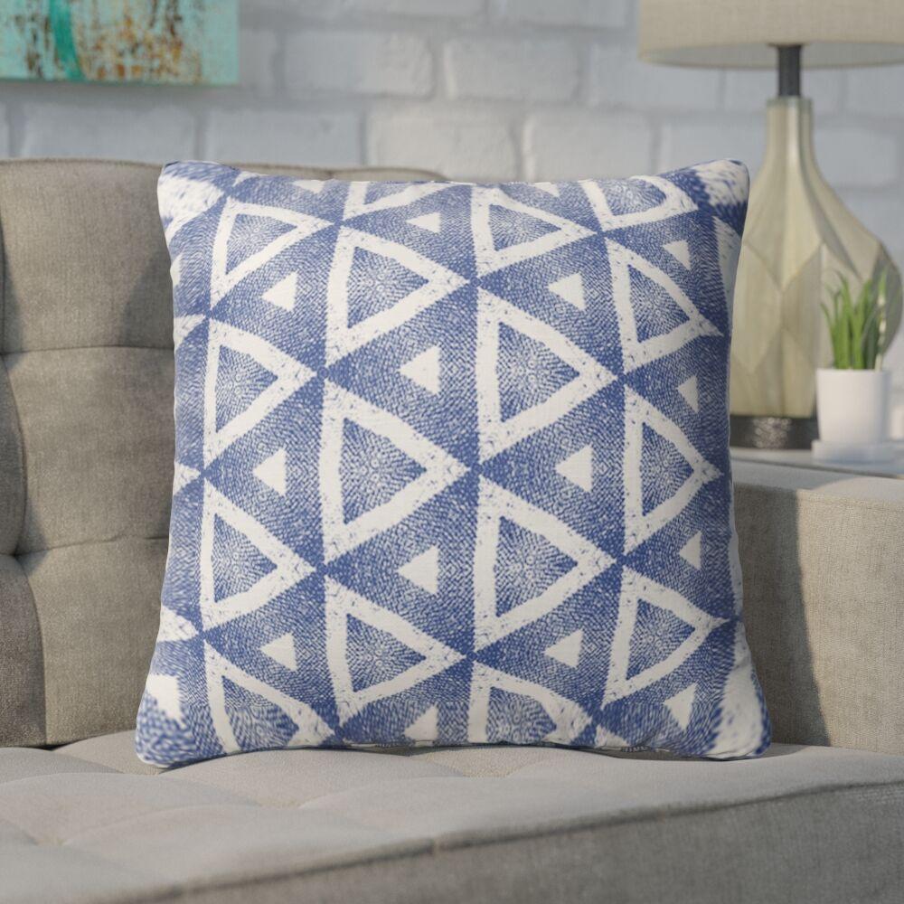 Allison Indoor/Outdoor Throw Pillow Size: 26