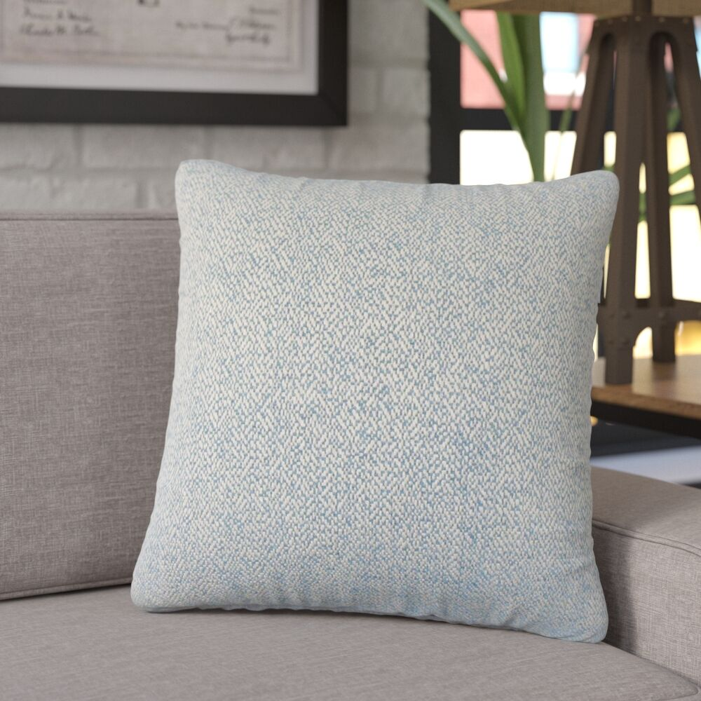 Tanuja Woven Down Filled 100% Cotton Throw Pillow Size: 22