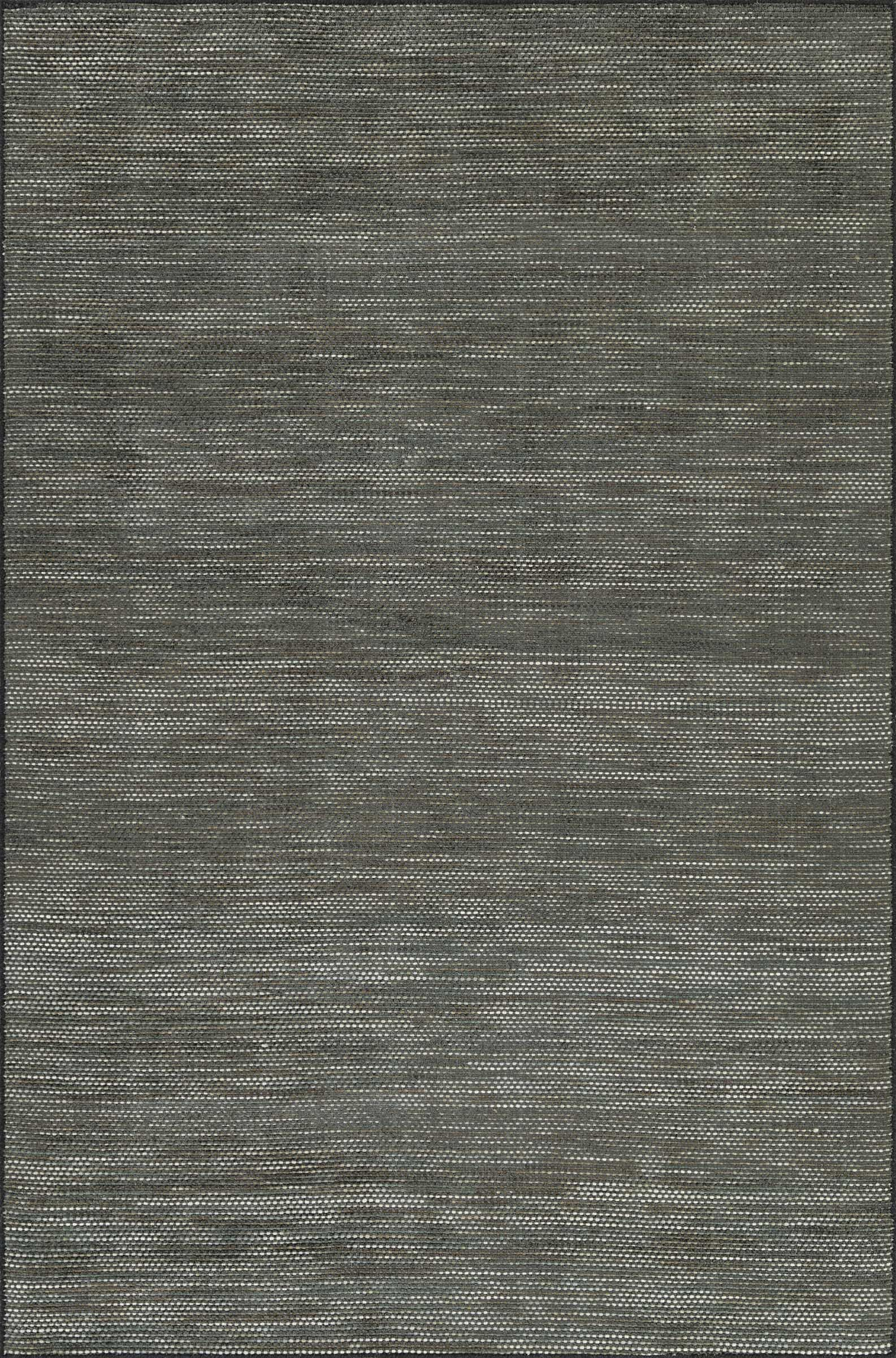 Minh Hand-Woven Midnight Area Rug Rug Size: Rectangle 5' x 7'6
