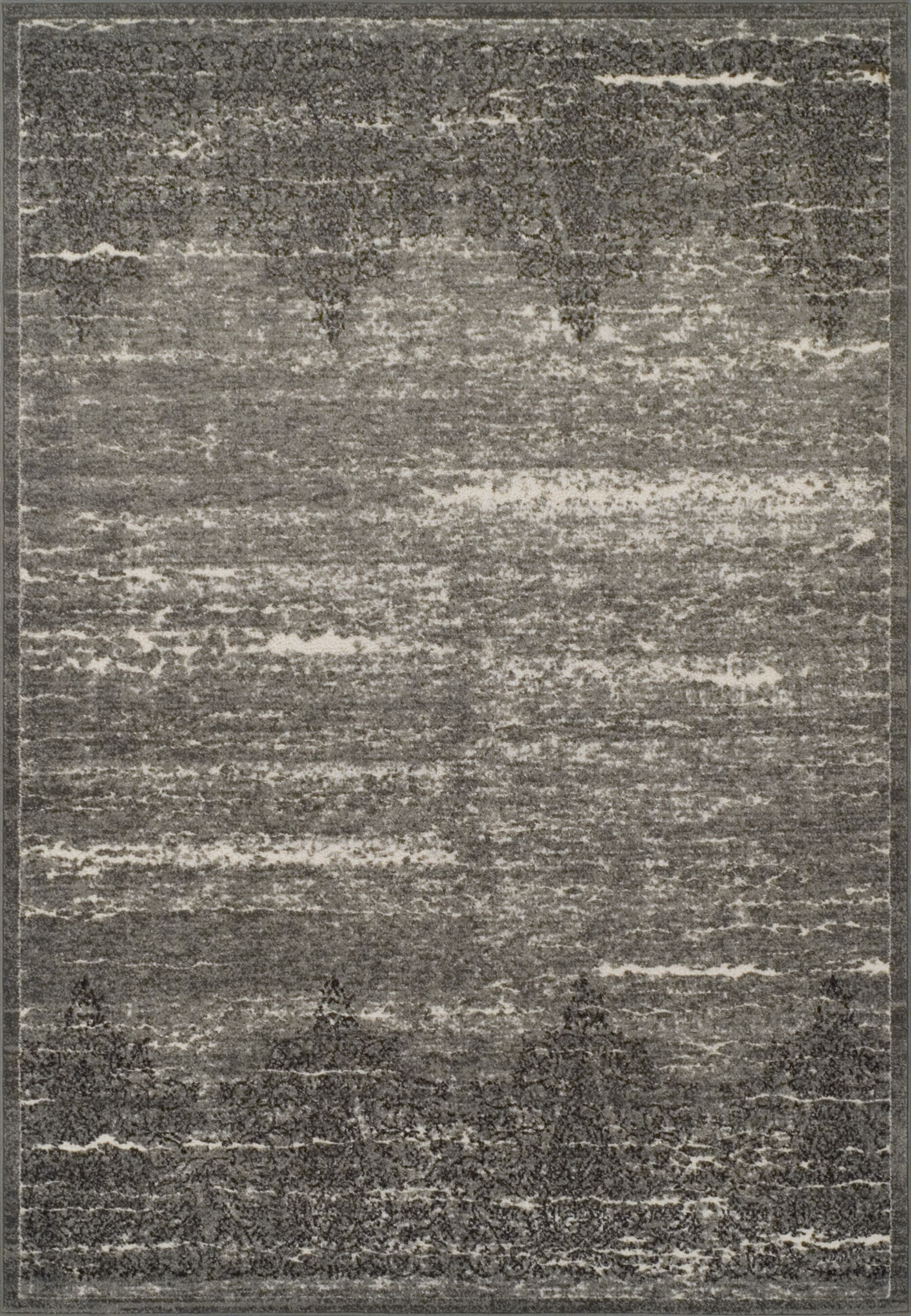 Hagopian Pewter Area Rug Rug Size: Rectangle 7'10
