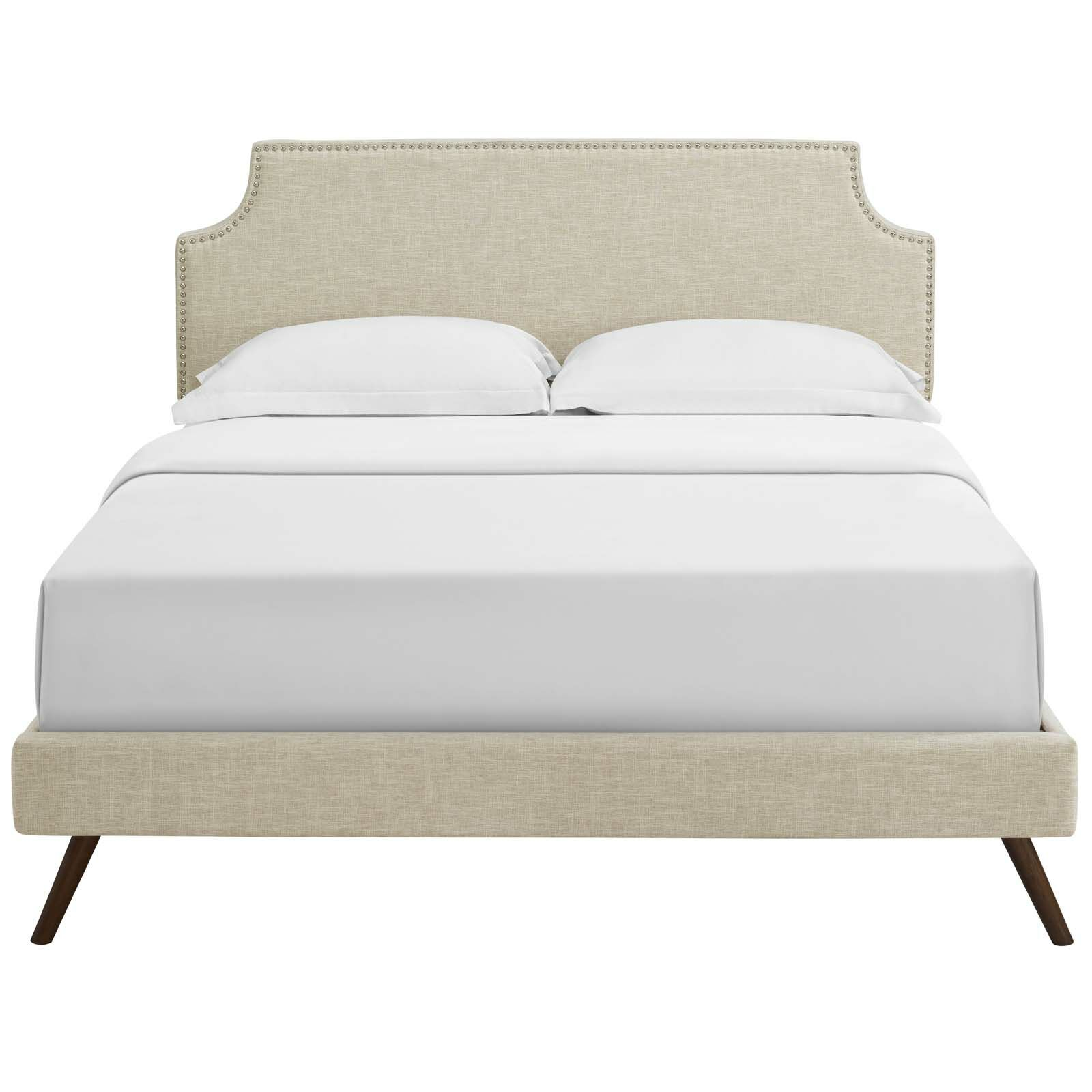 Hertzler Upholstered Platform Bed Size: Full/Double