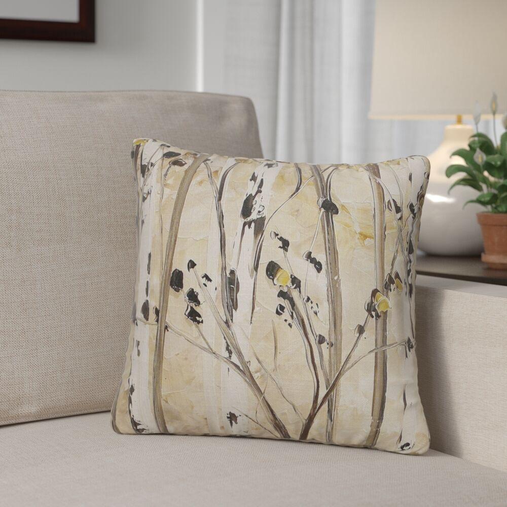 Ismenia Indoor/Outdoor Throw Pillow Size: 24