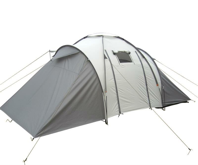 Camping 2 Room 4 Person Tent
