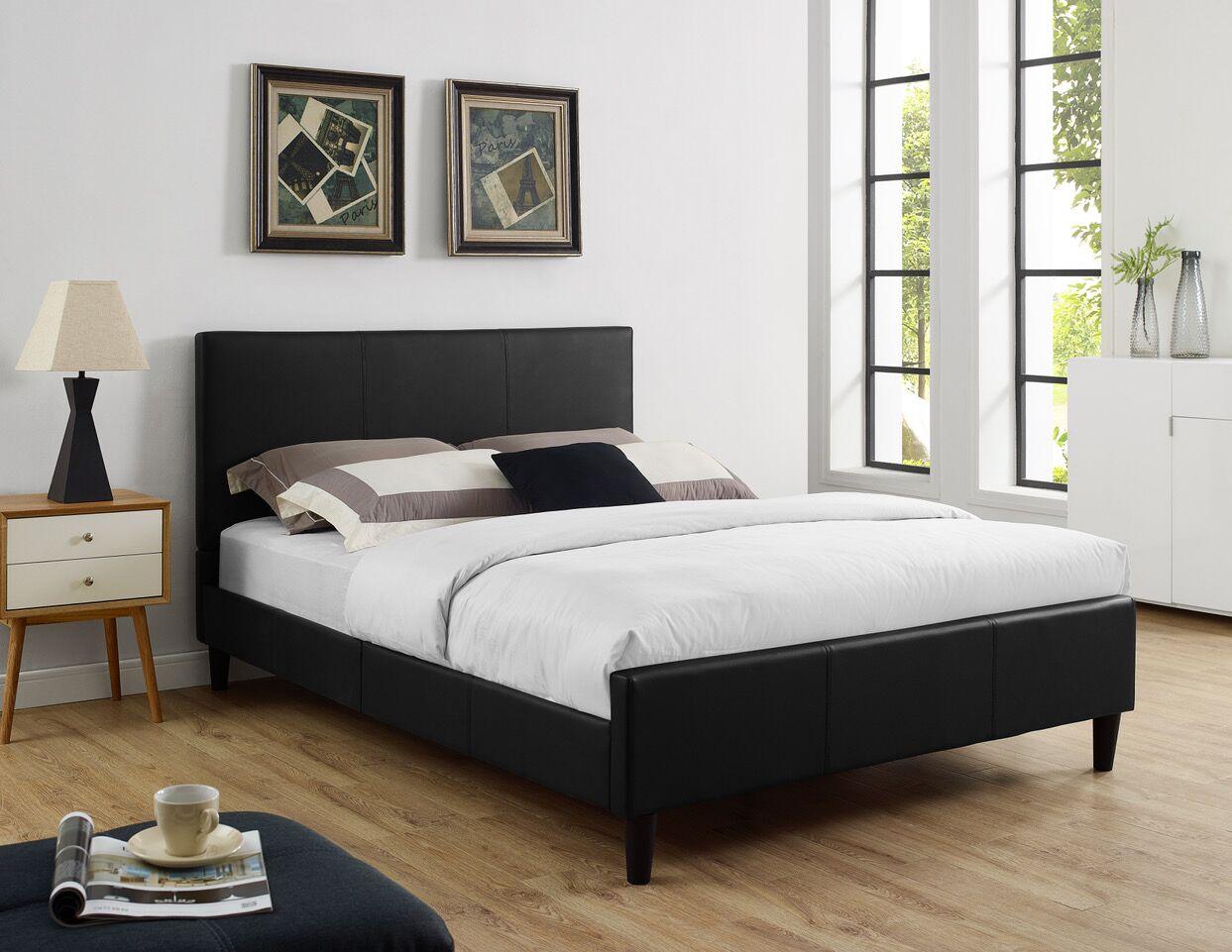 Hindes Upholstered Platform Bed Size: Twin