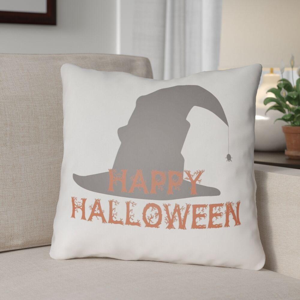Omicron Indoor/Outdoor Throw Pillow Size: 20
