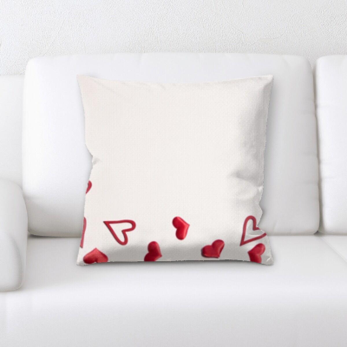 Botkins Love Throw Pillow