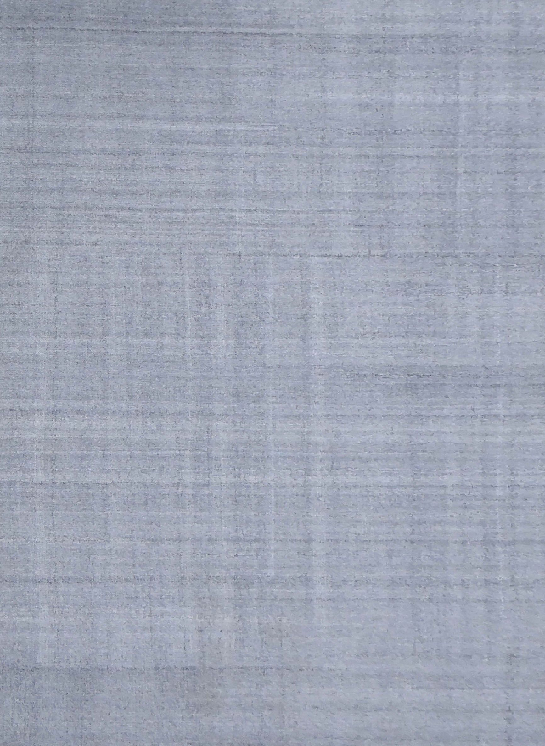 Honig Blue Area Rug Rug Size: Rectangle 8' x 10'